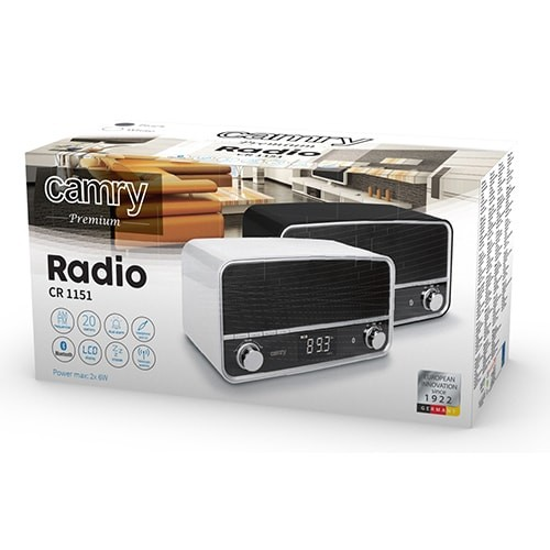 Camry CR1151 - RETRO RADIO / USB