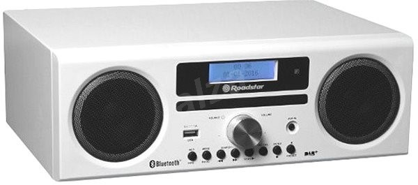 ROADSTAR HRA9 D+BT/WHL retro radio