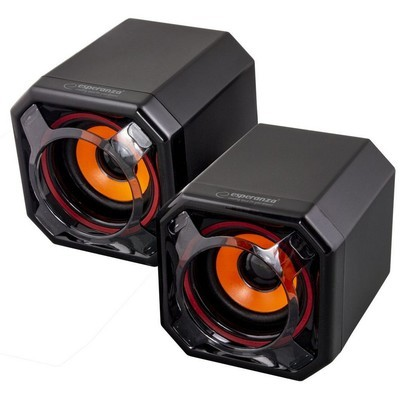 ESPERANZA USB STEREO SPEAKERS 2.0 TIMBA