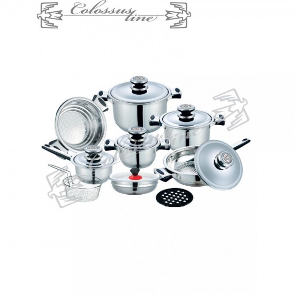 "SET POSUĐA ""GERMINA"" 17 PCS COLOSSUS LINE CL-116"